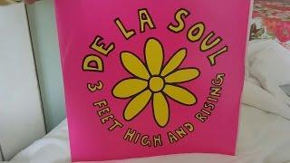DSHH EP/3 - DE LA SOUL - 3 FEET HIGH AND RISING