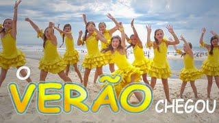O VERÃO CHEGOU ⛱🌞(Clipe Oficial) HIT DO VERÃO - Milena Stepanienco (Mileninha) 8 anos