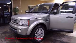 Carma Automotive-2010 LAND ROVER LR4 HSE-Walkaround