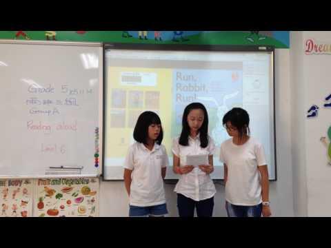 105學年度五年級兩班三組Group A-Read aloud-1