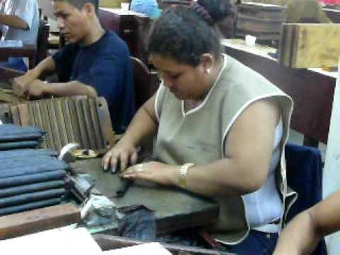 Nicaragua, Estelí Cigar Factory 1