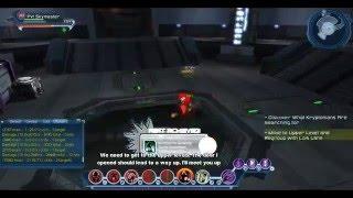 DCUO - Science Spire Solo - Rage DPS - GU 58 - w/ feats