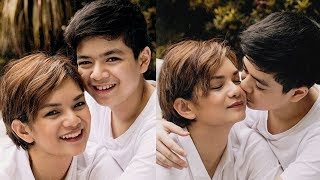 Meet Meryll Soriano & Bernard Palanca's son ELIJAH! Ang gwapo!