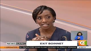 NEWS GANG | Former IG Boinnet's legacy and exit