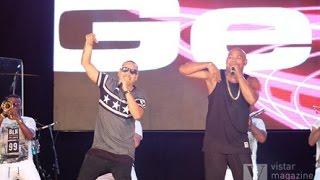 Gente de Zona - Jacob Forever cantó junto a Alexander y Randy Malcón en La Habana