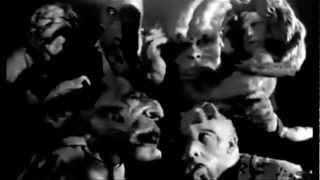 Mr. Strange - Twisted Family (creepy circus music video)