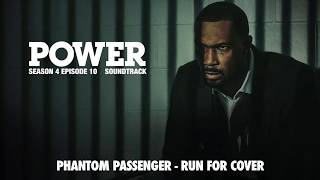 Phantom Passenger & King Green - Run For Cover ( Official Audio )