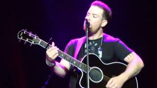 David Cook - Manila 2012 - Fade Into Me (partial, first half)