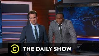 The Battle for Less Bias: The Daily Show
