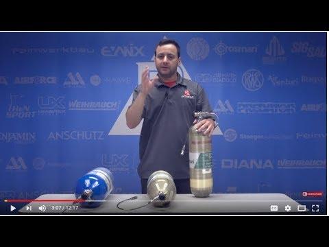 Video: Life Extended Carbon Fiber Tanks | Pyramyd Air