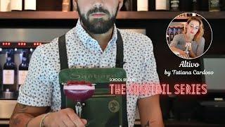 The cocktail series - Altivo by Tatiana Cardoso