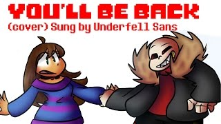 You'll Be Back (cover) Sung by Fell Sans