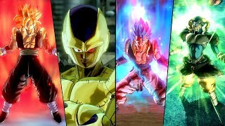 Dragon ball xenoverse 2 race transformations and awakenings videos