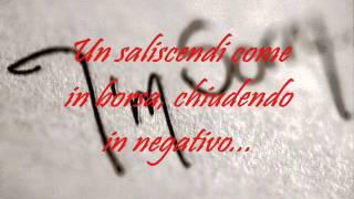 Biagio Antonacci - Chiedimi scusa (testo)
