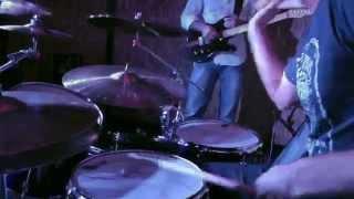 "Led Zeppelin ""Rock N' Roll"" - Keith Larsen Drum Solo"
