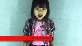 TRI-MEDIA ADVERTISING - Alexandria Anya Aquino Profile VTR