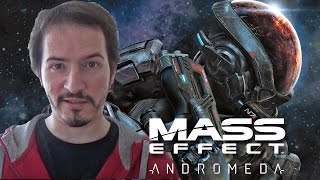 MASS EFFECT: ANDROMEDA - Official Launch Trailer REACTION & REVIEW