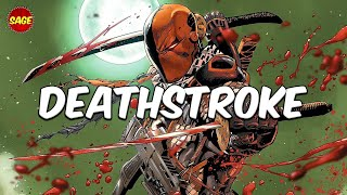 Who is DC Comics' Deathstroke? The Original
