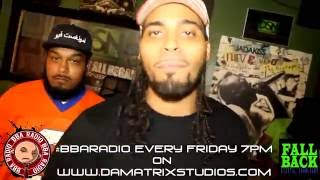 Chris Rivers & Whiispers BBA Radio Promo + Freestyle