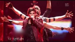 Eric Saade - Popular [Sweden 2011]