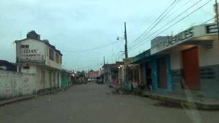 Las calles de mi pueblo.
