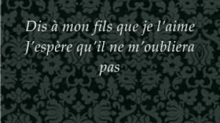 Gage - Pardonne moi ( Lyrics - Paroles )