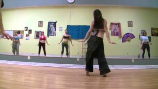 Belly Dance Combo - Level 1 & 2