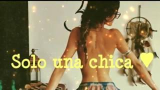 Gia/only a girl/letra en español