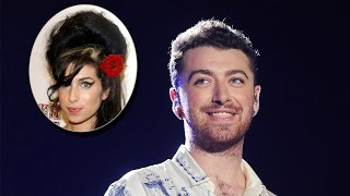 Sam Smith Covers Amy Winehouse's 'Love is a Losing Game' & Talks Boys with Ellen