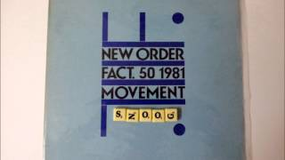New Order -- Dreams Never End