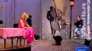 Adil - Od usana do stopala - (Live) - Balkanskom ulicom - (TV Rts)