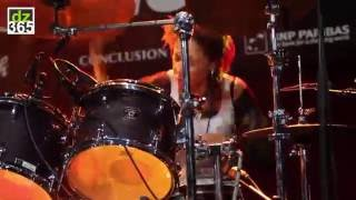 Cindy Blackman Santana - drum solo (with Spectrum Road)