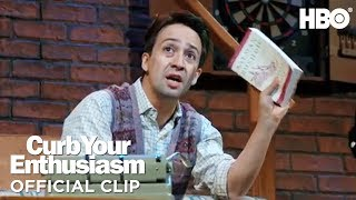 I Do Not Like This Man ft. Lin-Manuel Miranda | Curb Your Enthusiasm | Season 9