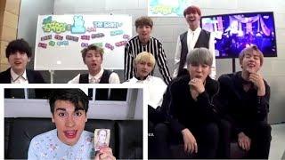 BTS Reacciona a LA DIVAZA