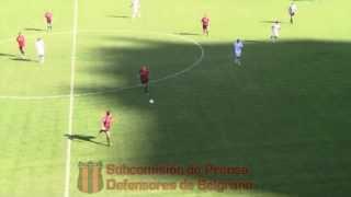 Defensores de Belgrano 1 - 0 Estudiantes (BA) | Fecha 18 | Campeonato 2013/2014