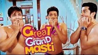 Great Grand Masti 2016 Movie   Promotional Events   Vivek Oberoi, Ritesh Deshmikh, Aftab Shivdasani width=