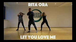 Rita Ora - Let You Love Me | Dance | Choreography by Giovanni | Class Video