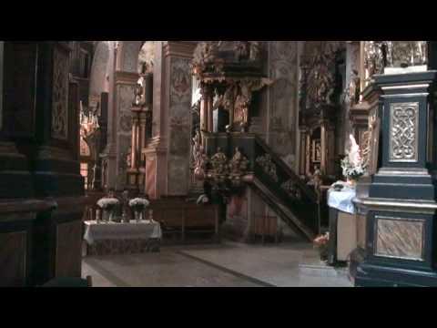 St Andrew church in Lviv