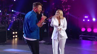 Watch Meghan Trainor and Brett Eldredge Team Up for a 'Let You Be Right' Duet