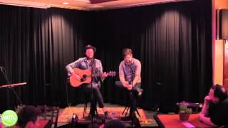 """John Mark McMillan: """"Future/Past"""" (Acoustic)"""