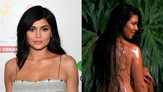 Kylie Jenner Celosa de La Sesión de Fotos Desnuda de Kourtney
