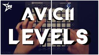 Avicii & Nx - Levels (Launchpad Pro Cover)