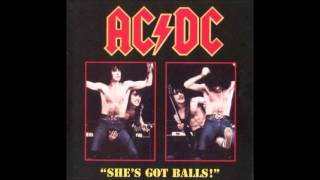 ACDC - She's got the jack cover by BlueStuff