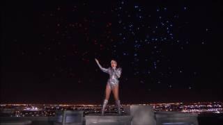 Lady Gaga sings God Bless America Live in HD 2017.