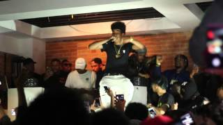 "Trill Sammy performing ""Uber Everywhere"" Live in Dallas, Texas"