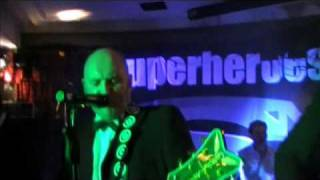Going Underground - Live cover - Superheroes December 2009