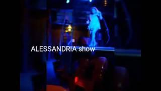 Alessandria show no Clube  chega mais👑 em manaus