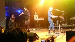 Austra - Home At The Danforth Music Hall