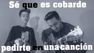 David Parejo-Perdón (cover)-Lyrics
