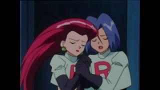 "Adorable scenes of Rocketshipping of: ""Pokemon Shipwreck"""